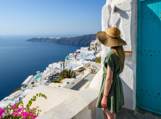 Why you should visit Greece in the fall?